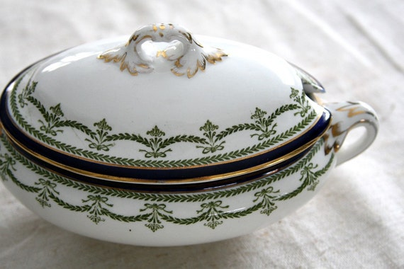 booths england imperial border soup tureen