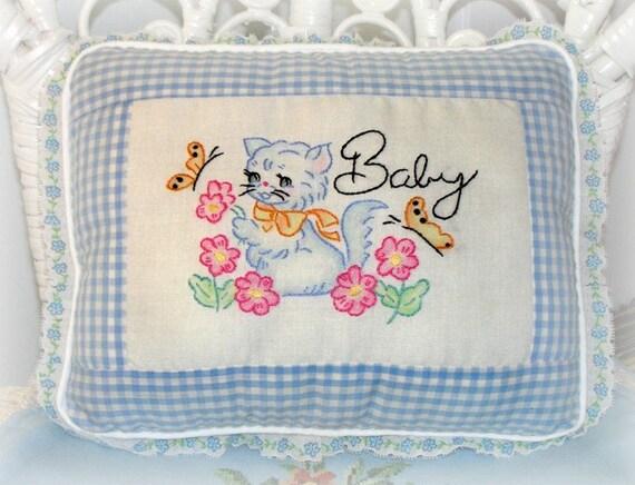 Baby kitty pillow 52