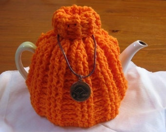 Groovy Tea Cosy crochet pattern -  Aussie Kitchen Kitsch