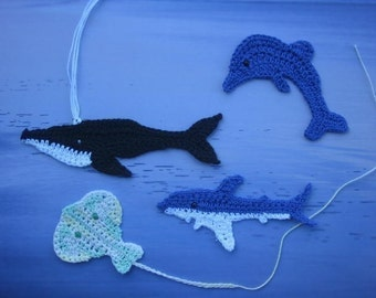 Crochet Sea Pennies | AllFreeCrochetAfghanPatterns.com