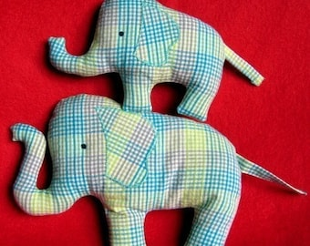 Just Elephants PDF sewing pattern - INSTANT DOWNLOAD