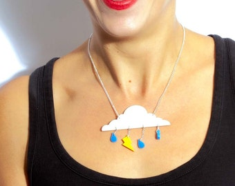 Stormy Weather Necklace