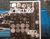 Dimanche Zine Issue 9