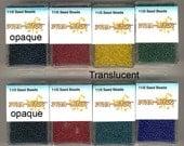 Grab Bag Seed Bead Destash 18