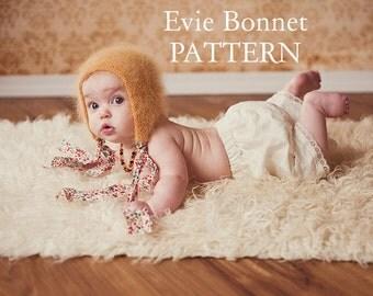PATTERN Evie bonnet