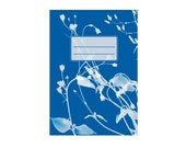 notebook with photogram