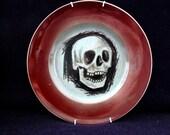Laughing Skull plate