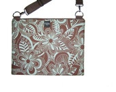Laptop Sleeve Bag With Detachable Shoulder Strap , Built To Your Specs - Choose From 20 Fabrics