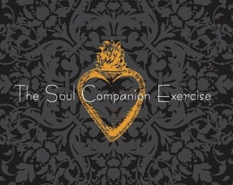 Journal The Soul Companion Exercise - a book to help manifest a great love