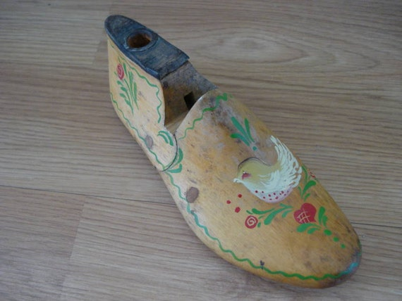 Victorian Wooden Shoe Form Childs Size 2012134