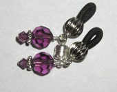 Knitting Stitch Minder (purple)