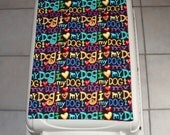 I Love MY Dog Crate Pad