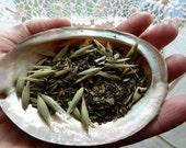 2 oz of Organic MISTY MOUNTAIN TOP Transformation Inspiring  - Herbal Blend Tea