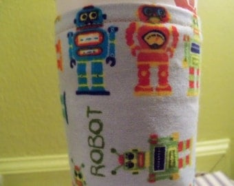 Robot Party Eco Friendly Unisex Coffee Cuff