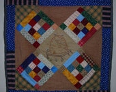 Bee Hive Doll Quilt