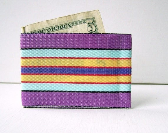 Web Wallet Purple