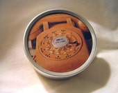 Retro Telephone Trinket Box