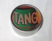 Vintage Retro Tang Ad Trinket Tin