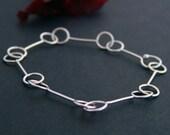 Double Circles Bracelet