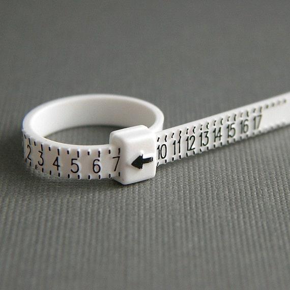 Plastic Ring Sizer