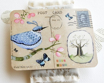 Field Note no 22 - Post card Set