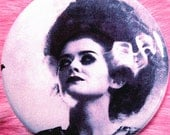 Rocky Horror Picture Show - Magenta - Pocket Mirror