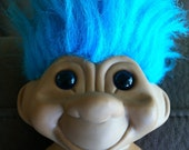 Large Vintage Troll Bank