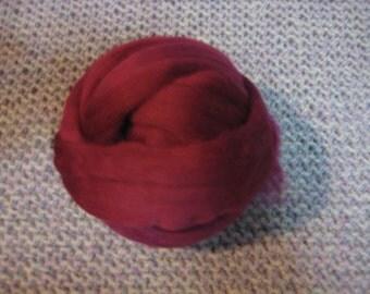 Merino wool for spinning