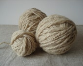 SALE - 3 balls of wool/silk 2ply