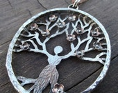 Blooming Mother Tree Necklace