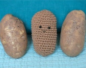 This Spud is for you -- crochet potato