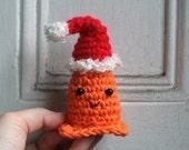 Santa Safety Cone is Feeling Jolly
