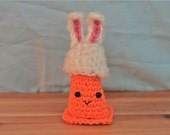 RESERVED - Bear Sized Bunny Hat