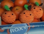 Little Crochet Clementine