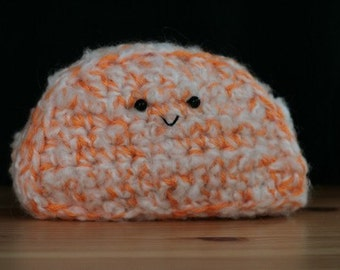 Colby Jack Cheese -- Crochet