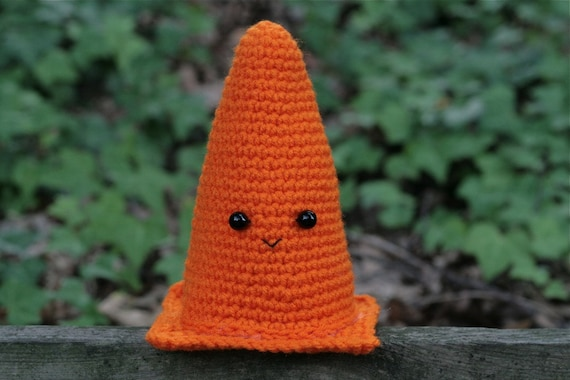 An even BIGGER Safety Cone