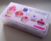 Sew Your Own Cupcake Kit