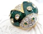Emerald Lady Bug