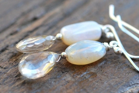 EXPEDITED SHIPPING - Ethiopian Opal Earrings