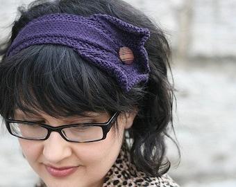 Twin Cities Headband Knitting Pattern