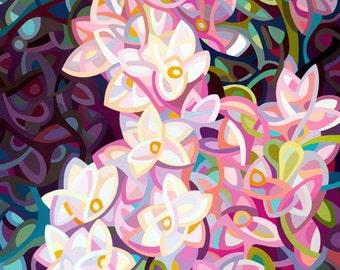 Abstract Fine Art Print - Cascade