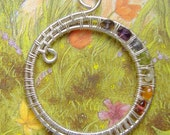 Circles of Life pendant