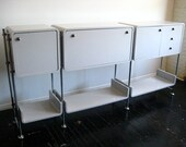 1960s Modern German Bar Cabinet