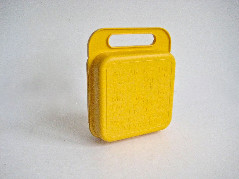 tupperware alphabet lunch box. Black Bedroom Furniture Sets. Home Design Ideas
