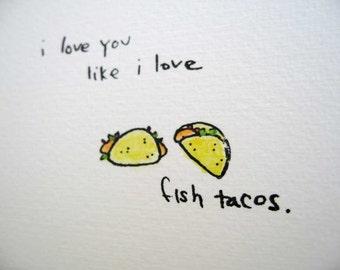 fish taco love