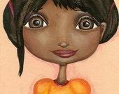 加布里埃拉在学校图片上打印