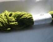 Grass Is Always Greener -Recycled Yarn- Reserving One For PrairieBird