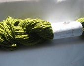 Stephiefaces Smallish Skeins - Recycled Yarn - Grass is Always Greener- Reserved For PrairieBird