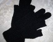 Gambit fingerless gloves