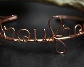 Word Bracelet - Frou Frou